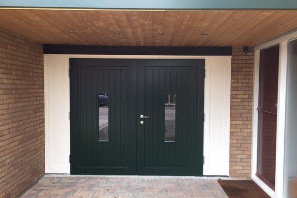 houten garagedeuren hengelo bach