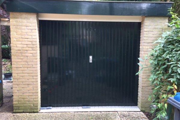 houten garagedeuren Driebergen vooraf