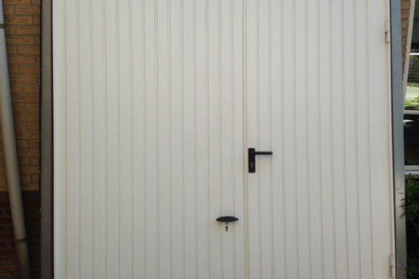 houten garagedeuren Arnhem vooraf